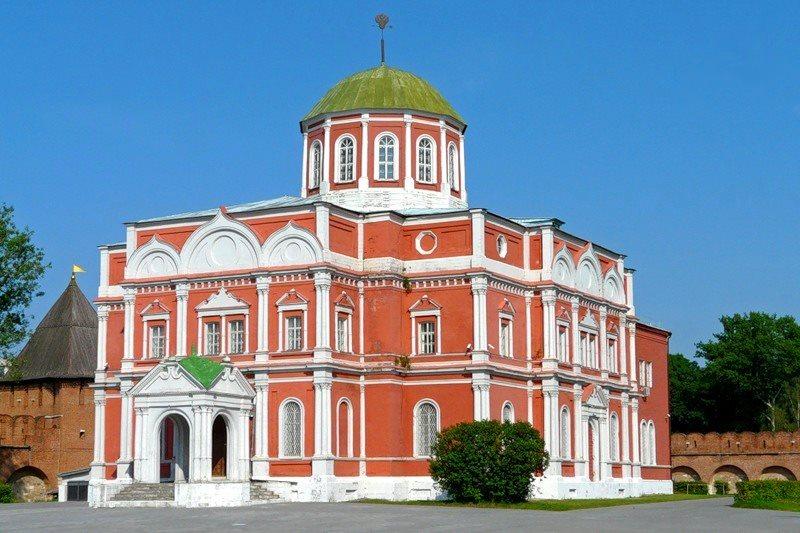 Тульский кремль. Музей оружия