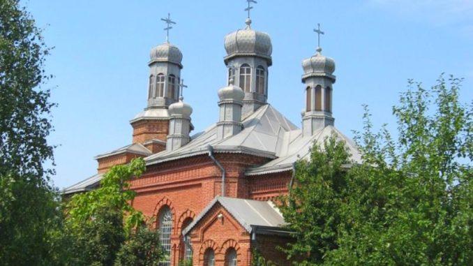 Храм Покрова в Рубановском