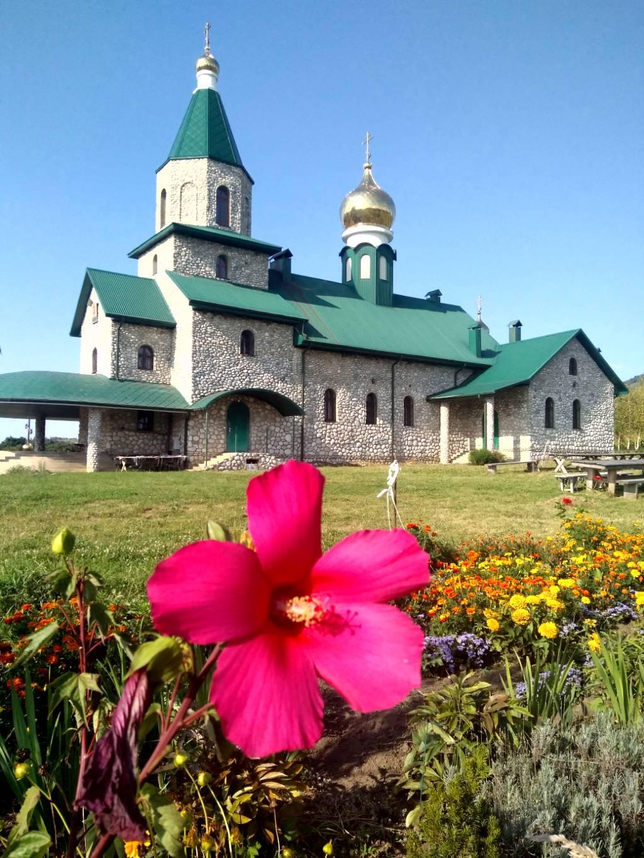 Воскресенско-Михайловский храм